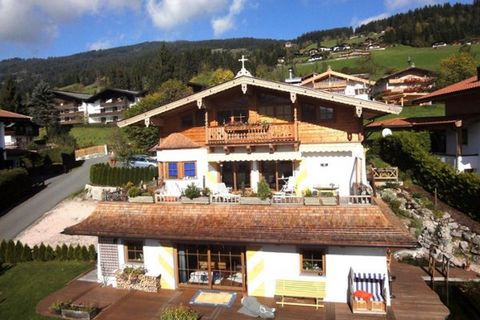 Apartment Weinberg Top 1 is located in one of the most beautiful parts of Kirchberg: the