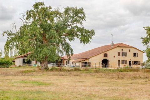 Maison de campagne avec nombreuses dépendances\n\n\nLabastide-d'Armagnac\nest un charmant petit village comptant près de 700 âmes, dont l'histoire et le\npatrimoine en font un lieu unique. Il y fait bon vivre, assurément, d'autant plus\nqu'il se situ...