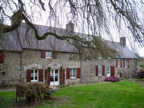 ST BOMER LES FORGES l'Artour, House 9 Room (s) 230 m², 1 Floor, Land 5000 m², 5 Bedrooms, Fitted kitchen