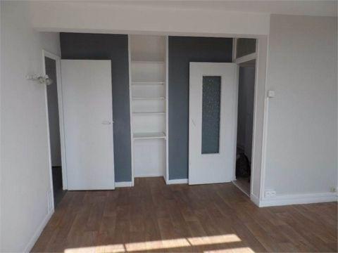 Sur les hauteurs de Montluçon, proche de l'IUT, je vous propose un appartement lumineux douillet et calme.entièrement refait avec cave et garage, vous bénéfiçiez d'une très belle vue. Nombre de lots de la copropriété : 160, Montant moyen annuel de la...