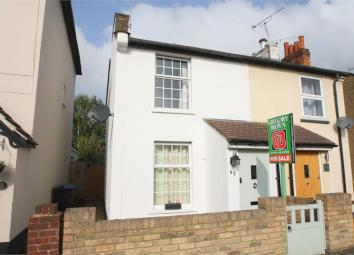 Gregory Brown are delighted to welcome to the market this very well presented two bedroom character cottage situated along this much sought after road ideally located for easy access to both Staines & Egham Town Centres, Local Motorway Networks and t...