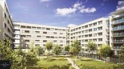 A vendre Programme neuf Etudiant Palaiseau 91120, au coeur du campus Paris-Saclay, éligible LMNP Etudiant.