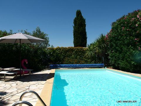 Agnès DUVERGER vous propose cette villa de 130 m2