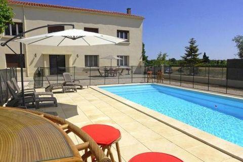 maison villa locations de vacances france m tres carr s 280 dans le domaine de salleles d aude ref 1348812
