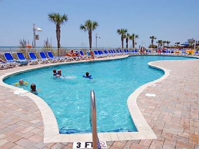 Bay Watch Resort offers the most amenities of any condo complex on the North Strand.
