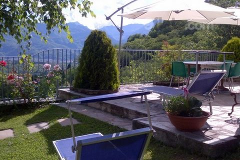 This villa, located in Barga, is ideal for 7 vacationers. It offers 2 bedrooms, an enclosed garden and WiFi. The lounge is perfect for unwinding after a day of exploration. Curl up on the comfortable sofa and enjoy a good book in front of the firepla...