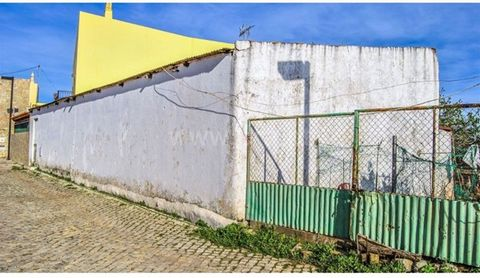 Warehouse with land in very quiet urban area only 3 km from the sea. Opportunity for business or housing construction.