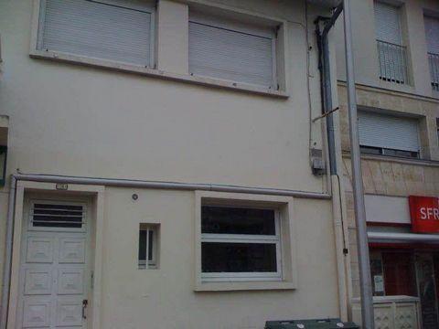 Gradignan centre F2 33 M2 CUISINE EQUIPEE CHAMBRE S'DEAU LOYER 530 EUROS CC TEL ... DPE C