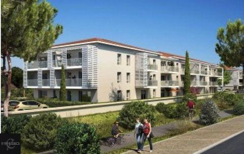 A vendre appartement de type T2 avec Jardin de 21,53m2 et Terrasse de 12,00m2 et parking compris dans programme neuf Argelès sur mer 66700, Pinel. Au départ de la Côte Vermeille et à quelques kilomètres de l'Espagne, Argelès-sur-Mer bénéficie d'une s...