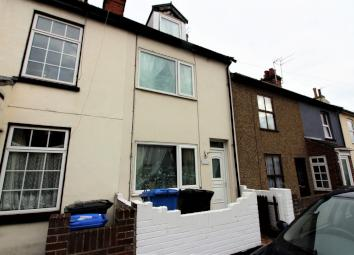 Here is a chance to purchase a deceptively spacious, 3 storey, 3 separate bedroom terrace house situated in this very desirable north Lowestoft location. The property is presented to a good standard throughout with gas fired central heating, UPVC dou...