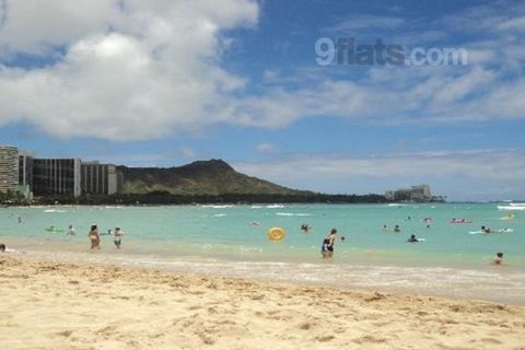 Waikiki Beach Walk Booking stays under 3 days may be possible. Please inquire for more information The balmy Waikiki Beach Walk is a must see resort. It is located in Honolulu, Hawaii and has 7.7 acres of Waikiki fun and excitement! The beach is easi...