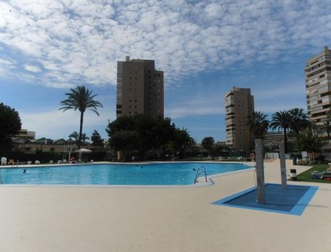 The apartment in Torremolinos has 2 bedrooms and has capacity for 4 people. The apartment is cozy, is fully equiped, and has 110 m². It has views to the mountain. It is located 0,10 km from Playamar sand beach, 1,50 km from Torremolinos city, 0,10 km...