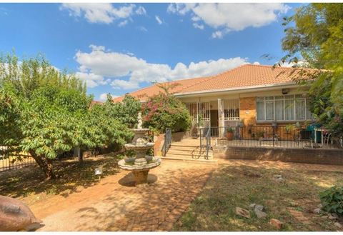 Possibility of Rezoning Unbelievable Business Potential On 877Sq.Meters .Close to Thriving Ethnic shopping area.A solid North Facing home comprising Entrance Hall Lounge Diningroom leading to spacious Kitchen scullery and Pantry.4 Bedrooms with 1 and...