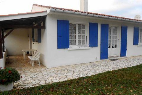 À 2 km de La Cotinière: Maison mitoyenne simple, confortable