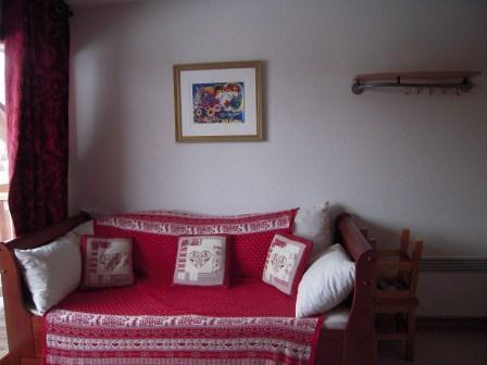 LES CHALETS DE SUPERD HELIANTHEME: Appartement 2 pièces coin montagne 4 personnes
