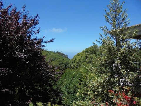 Located in Sintra. Sale of magnificent farm with House T9 with pool and annex with 2 rooms, in Sintra, necklaces Almoçageme, inserted into ground with about of 25 hectares, overlooking the sea, in the Natural Park of Sintra. The Villa has 3 floors wi...