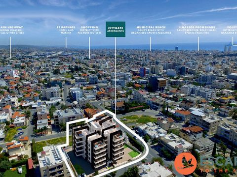 CITYGATE APARTMENTS, LIMASSOL Limassol sits approximately mid-way between Paphos and Larnaca and can be easily reached within the hour from each of their respective airports. This vibrant and cosmopolitan city has been transformed in recent years due...
