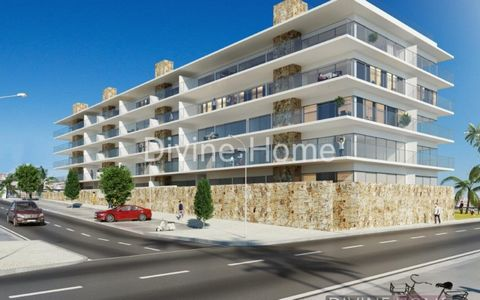 Luxury apartments with spacious terraces and a swimming pool, located near Albufeira Centre. The apartments will be built including: - Fully fitted kitchen with Bosch appliances all A +++ -Terraces with BBQ - Panoramic views due to the large floor-to...
