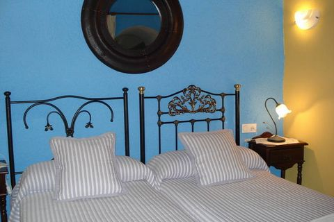 The specially selected caves by our company are pleasantly furnished and equipped with 1 or 2 bedrooms.