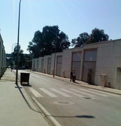 Located in Elviria. The industrial park