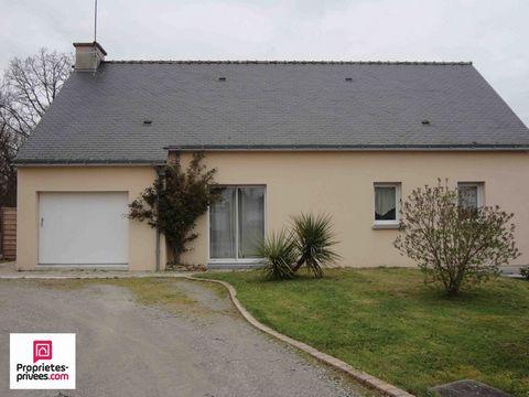 LA CHAPELLE DES MARAIS HAMEAU, House 5 Room (s) 87 m², Land 920 m², 3 Bedrooms, Fitted kitchen