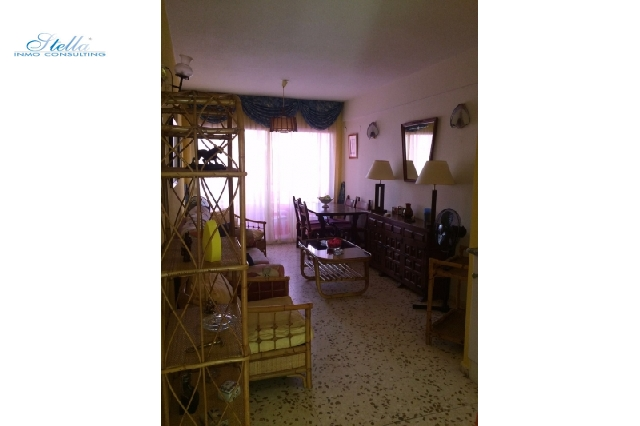 Description Apartment with two bedrooms with fitted wardrobes, living room, bathroom and kitchen. Just a step from the beach and all services. Ideal for year round living or as a holiday rental investment.