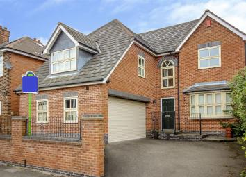 An individually designed & built FOUR bedroom detached family residence. This Spacious modern has 2 reception rooms, plus dining kitchen, utility, cloaks/wc, dressing & en suite to master. Double garaging. Ideal for George Spencer No Chain MUST BE VI...