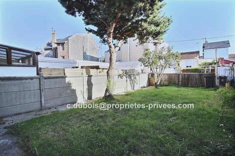 LE HAVRE Centre ville, House 5 Room (s) 70 m², Land 137 m², 4 Bedrooms
