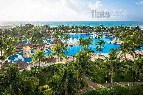 *ONE WEEK 7 DAYS BOOKING REQUIRED* DESTINATION HIGHLIGHTS: 1000 acres of paradise Over half a mile of beach 17 wonderful bars & restaurants 15 pristine pools 1 resident Cirque du Soleil show: JOYÀ 3 sanctuaries: flamingo, crocodile, and sea turtle 1 ...