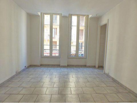 EXCLUSIVITE : Centre Ville / Lépante : Vaste appartement 3 pièces de 70,19m2 loi carrez (74m2 au sol) en bon état (électricité ok, sols, plafonds, sanitaires, salle de bains, double vitrage, chauffage électriquel), en plein coeur de la ville proche t...