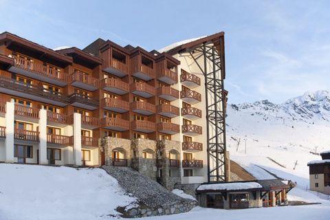 Dans un parc de vacances Les Néréides est possible de séjourner dans un appartement pour cinq personnes (FR-73210-159) et un appartement pour sept personnes (FR-73210-160).