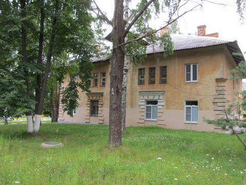 Located in Горбуша.