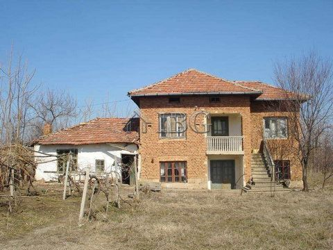 Pleven. This property comes with large plot of 2500 sq. m. of land, together with the built on it two-storied house with summer kitchen attached and several rural outbuildings. It is located at the outskirts of a quiet village in Pleven Region. There...