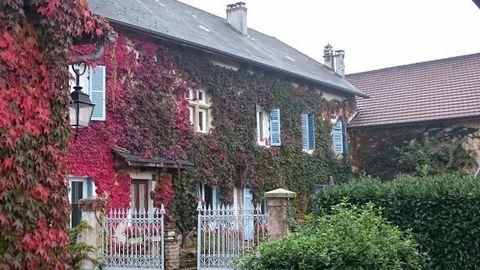 Maison de caractère du xv ème siècle (ancienne mai