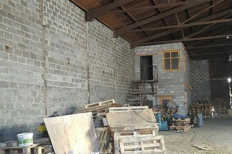 Продается имущественный комплекс производственно-складского назначения. состоящий из 5 объектов незавершенного строительства общей площадью 2201,3 кв.м., расположенных на земельном участке 130 га, разрешенным использованием под
