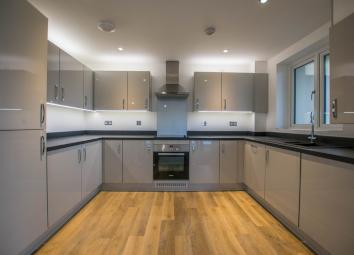 Brand New Large Two Bedroom Two Bathroom Apartment with Balcony and Allocated Parking