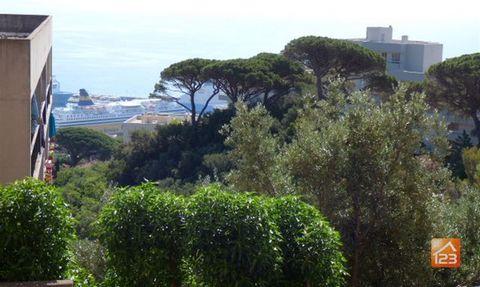 NOS HONORAIRES : 1%, 2%, 3% !!* Super Bastia - Appartement T3 de 57 m2 bien organisé avec une triple exposition et vue superbe sur Bastia. Une cave compléte le bien. Ce bien a un prix attractif offre plusieurs points forts. La proximité avec le centr...
