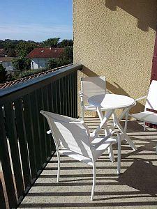 Nice sunny studio in the quiet residence