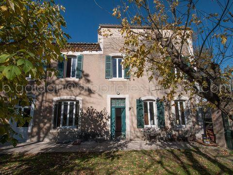 PERNES LES FONTAINES LA PRATO, House 7 Room (s) 154 m², Land 624 m², 4 Bedrooms, Fitted kitchen