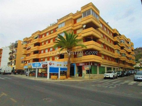This spacious 4 bedroom, 2 bathroom first floor apartment with lift and parking is in need of some improvements. Conveniently situated in the heart of Javea town centre this apartment is a short walk to the bars, restaurants, shops and supermarkets a...