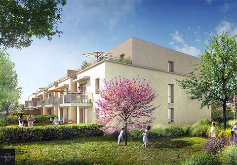 A vendre Programme neuf à Toulouse 31000, Pinel La résidence, organisée autour d'un jardin intérieur de 350 m² est située dans une rue calme et pavillonnaire, à 400 m du métro et du Carré de la Maourine. Au sein du quartier Borderouge, le Carré de la...