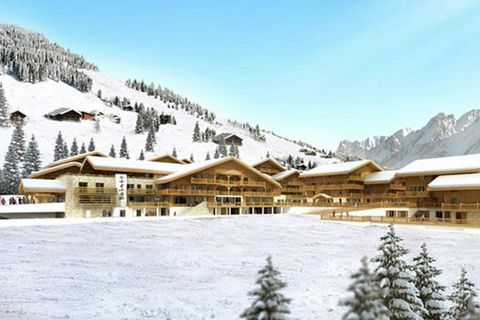 Luxueuse résidence neuve avec piscine et spa dans la chaleureuse station de La Clusaz La Clusaz est un pittoresque village idéalement situé dans le domaine skiable de La Clusaz- Manigod en Haute-Savoie. Ce splendide domaine organise d'innombrables ac...