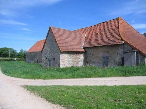 Achat-Vente-2 pièces-Bourgogne-SAONE ET LOIRE-St-Didier-Sur-Arroux