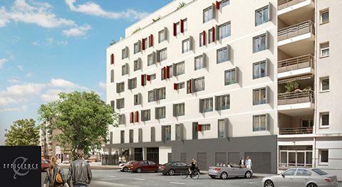 A vendre, appartement T1 dans programme neuf éligible LMNP résidence étudiants, 69000 Villeurbanne Villeurbanne est une commune limitrophe de Lyon. 2ème ville la plus peuplée du département du Rhône, elle possède un tissu économique riche et diversif...