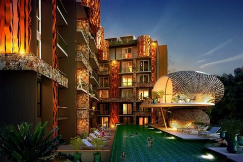 Asia - Thailand. Competitively priced elegant sea view low-rise condominiums in a high occupancy area of Patong. Located on a lush and tranquil hill side on Asia's finest resort island of Phuket, situated well above the much sought-after west coast b...
