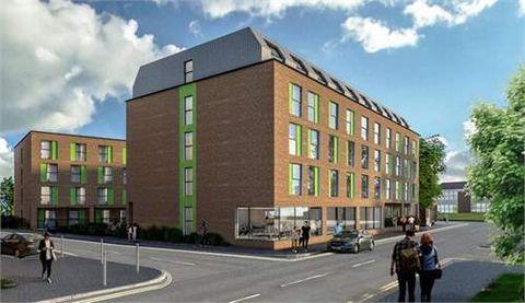 Apartment, Preston, Sale - Preston (Lancashire)
