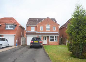 PRICED TO SELL. A South facing, four bedroom detached family home in an enviable position on this highly regarded residential development, having the benefit of off-road parking for four vehicles and no upward chain. In brief, the accommodation compr...