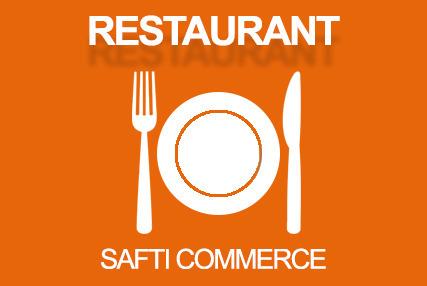 Dans le centre de Saint Etienne, Derrière l'hôtel de ville, vous trouverez ce restaurant de 30 couverts avec sa cuisine traditionnelle. Actuellement en activité, fermé 2 jours par semaine loyer 600€ Prix de vente : 40 000 euros Honoraires charge vend...
