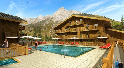 Proche d'Annecy, la Clusaz est une station agréable, idéale pour une location vacances en Haute-Savoie. Dynamique et internationale, cette destination de montagne offre de beaux paysages alpins. Le cadre paysager est préservé et saura séduire les amo...