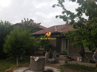 We offer you a solid house in a village near Plovdiv. The house is on one floor and consists of four separate rooms. The cover is on a slab. The foundations of the house built with a stone wall. The yard is over 2000 sq.m. And there are about 100 dif...